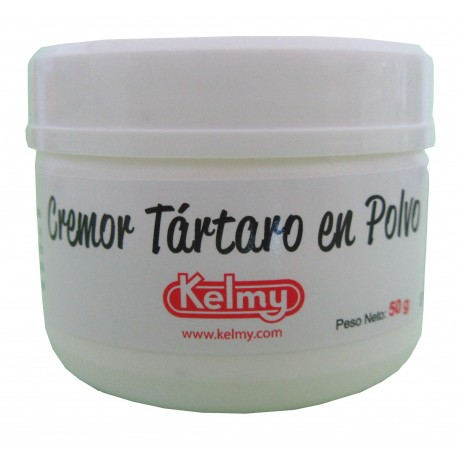 KELMY WINIAN POTASU CREAM OF TARTAR 50 GRAM
