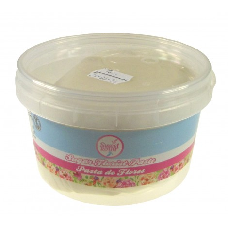 SWEET KOLOR GUM PASTE FLORIST PASTE DO ROBIENIA KWIATÓW 500G