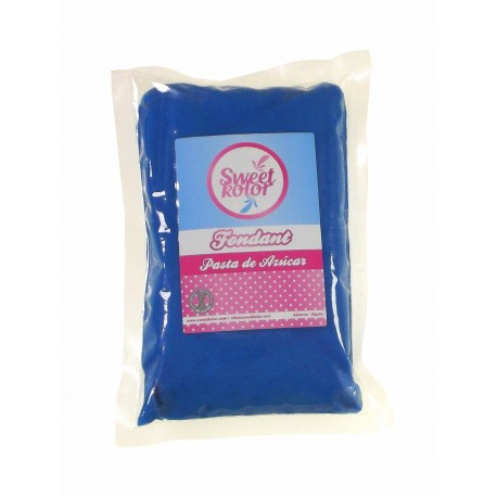 SWEET KOLOR MASA CUKROWA SUPER HERO BLUE 250G 407