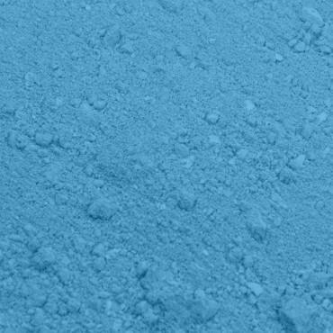 BARWNIK PUDROWY MAT RAINBOW DUST KARAIBSKI BŁĘKIT CARIBBEAN BLUE