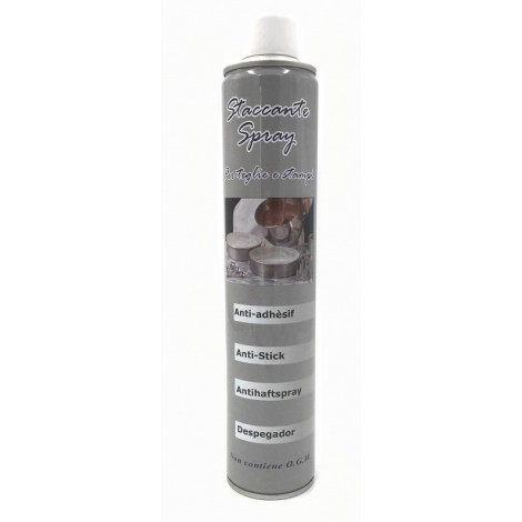 TŁUSZCZ W SPRAYU DO BLACH FORM 500ML