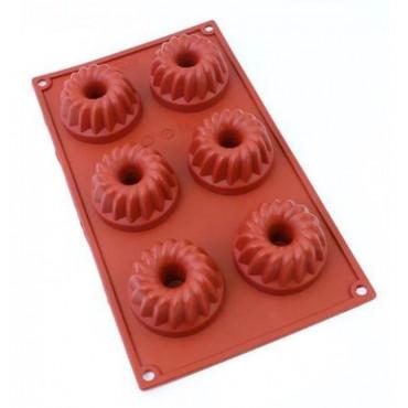 Forma silikonowa do ciastek WIELKANOCNE BABECZKI