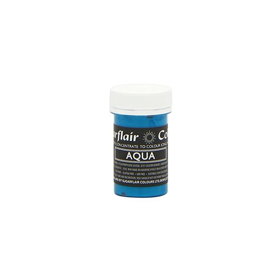 Barwnik w żelu do masy AQUA Sugarflair