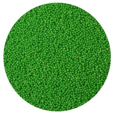 Posypka cukrowa maczek zielony 300g duże opakowanie