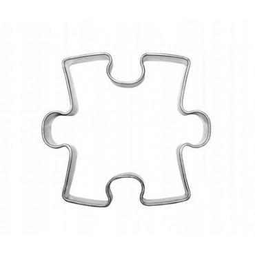 Wykrawaczka foremka - Smolik - PUZZLE 2cm