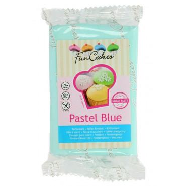Fun Cakes Masa cukrowa lukier plastyczny PASTEL BLUE BŁĘKITNY 250g