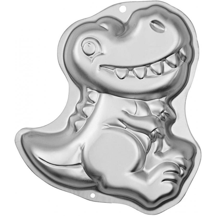 Wilton forma aluminiowa do pieczenia ciasta DINOZAUR 2105-1022