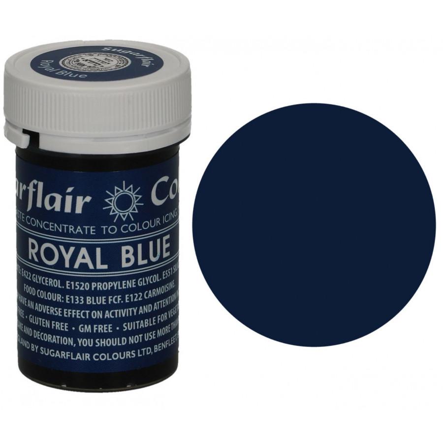 Barwnik w żelu do masy ROYAL BLUE Sugarflair