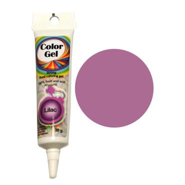 WowKolor Barwnik żelowy koncentrat w tubce LILIOWY LILAC 30g