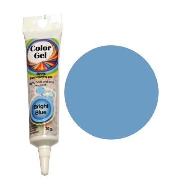 WowKolor Barwnik żelowy koncentrat w tubce NIEBIESKI BLUE 30g