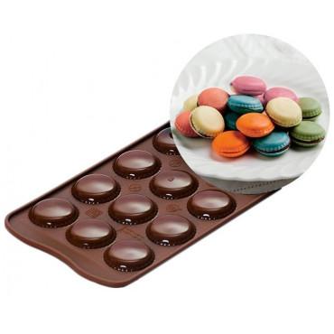 Silikomart Forma silikonowa do czekoladek pralinek MAKARONIKI SCG021