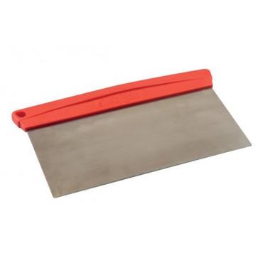 Silikomart Metalowa packa do wygładzania tortu 17,5cm SCR02