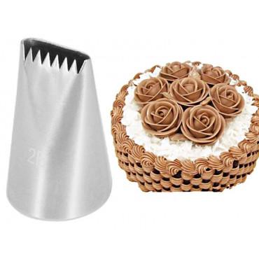 """Tylka cukiernicza do kremu koszyk XL """"2B"""" Sweet Baking"""