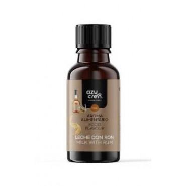 Aromat w płynie smak MLEKO i Rum 10ml AZ00506
