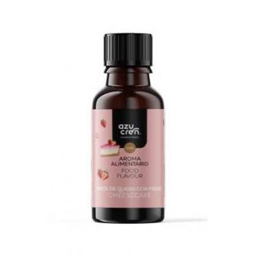 Aromat w płynie smak TRUSKAWKOWY SERNIK 10ml AZ00507