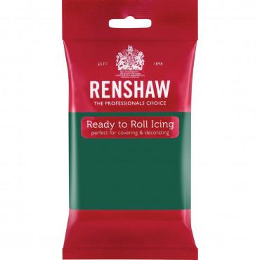 Renshaw Masa cukrowa lukier plastyczny SZMARAGDOWY EMERALD GREEN 250g R02928