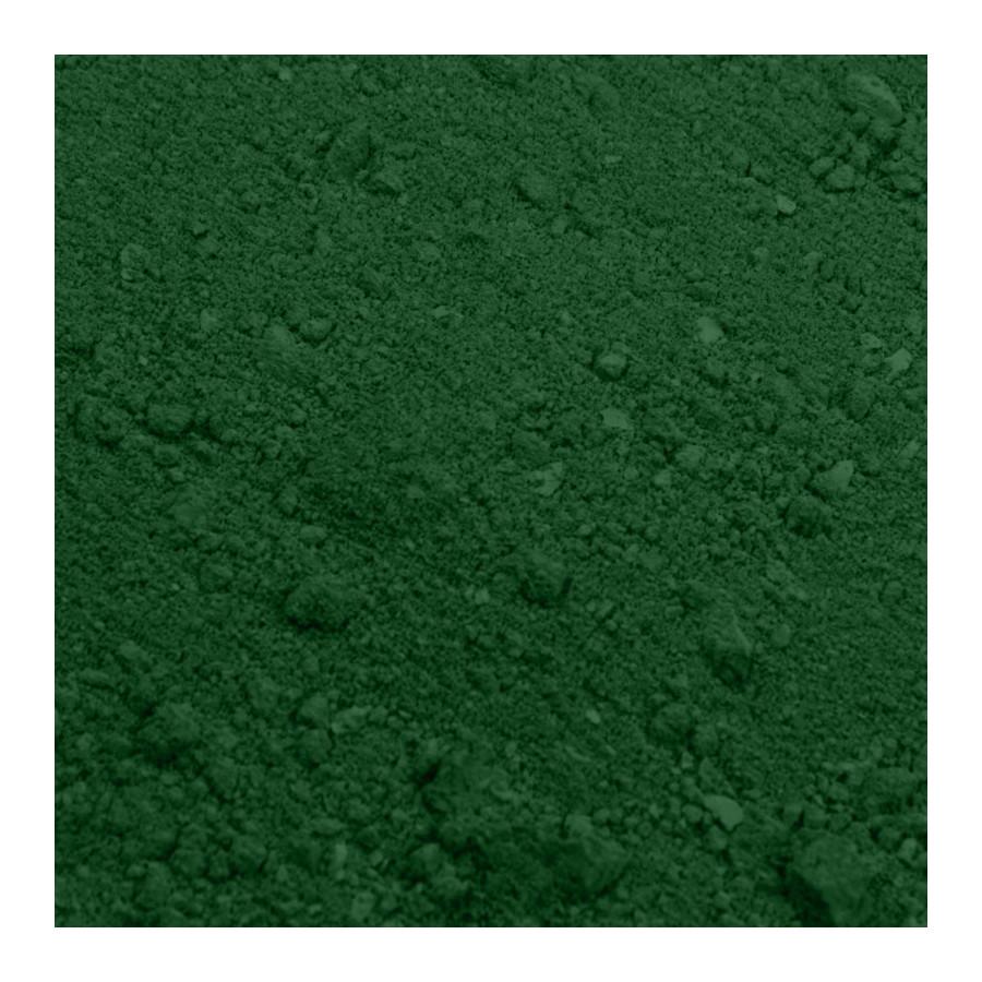 BARWNIK PUDROWY MAT RAINBOW DUST IVY GREEN ZIELEŃ BLUSZCZU